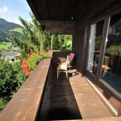 Апартаменты Auhof Apartments балкон