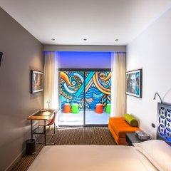 Отель Tryp Fortitude Valley комната для гостей фото 3