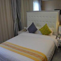 Отель Sotel Inn Cultura Hotel Zhongshan Branch Китай, Чжуншань - отзывы, цены и фото номеров - забронировать отель Sotel Inn Cultura Hotel Zhongshan Branch онлайн комната для гостей фото 4