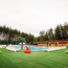 Гостиница Okhta park бассейн фото 2