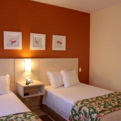Отель Comfort Inn & Suites Ribeirão Preto Бразилия, Рибейран-Прету - отзывы, цены и фото номеров - забронировать отель Comfort Inn & Suites Ribeirão Preto онлайн комната для гостей фото 3