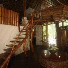 Отель Ninamu Resort - All Inclusive Французская Полинезия, Тикехау - отзывы, цены и фото номеров - забронировать отель Ninamu Resort - All Inclusive онлайн интерьер отеля