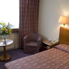 Отель Britannia Manchester Airport Манчестер комната для гостей фото 4