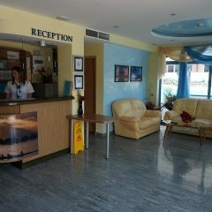 Bora Bora Hotel Солнечный берег интерьер отеля фото 4
