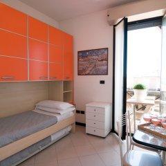 Отель Residenza Sol Holiday Италия, Римини - отзывы, цены и фото номеров - забронировать отель Residenza Sol Holiday онлайн комната для гостей фото 3