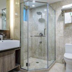 Отель Somerset Millennium Makati Филиппины, Макати - отзывы, цены и фото номеров - забронировать отель Somerset Millennium Makati онлайн ванная фото 2