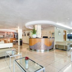 Отель Du Lac Италия, Римини - отзывы, цены и фото номеров - забронировать отель Du Lac онлайн интерьер отеля фото 2