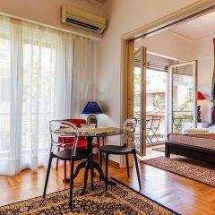 Апартаменты Retro Chic Apartment - Syntagma Square Афины комната для гостей фото 5