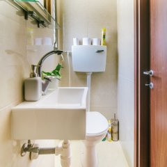 Pinsker St. Studios - by Comfort Zone TLV Израиль, Тель-Авив - отзывы, цены и фото номеров - забронировать отель Pinsker St. Studios - by Comfort Zone TLV онлайн ванная фото 2