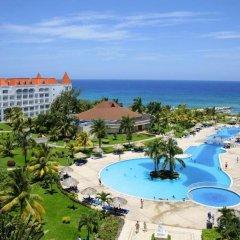 Отель Gran Bahia Principe Jamaica Hotel Ямайка, Ранавей-Бей - отзывы, цены и фото номеров - забронировать отель Gran Bahia Principe Jamaica Hotel онлайн пляж