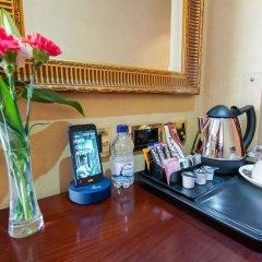 Отель Shaftesbury Hyde Park International Лондон удобства в номере фото 2