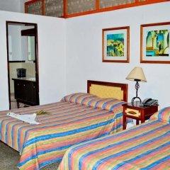 Отель Catalina Beach Resort Сиуатанехо удобства в номере