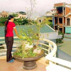 Nhu Phu Hotel балкон