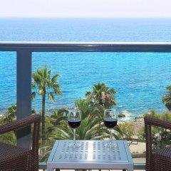 Отель Marins Playa балкон