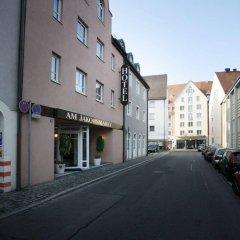 Отель am Jakobsmarkt Германия, Нюрнберг - отзывы, цены и фото номеров - забронировать отель am Jakobsmarkt онлайн парковка