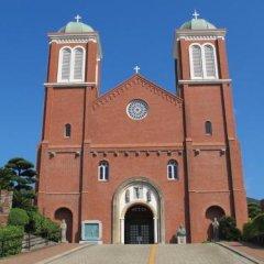 Отель Nagasaki Catholic Center Нагасаки развлечения