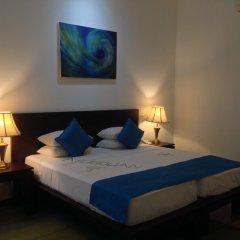 Отель Coco Royal Beach Resort Шри-Ланка, Ваддува - отзывы, цены и фото номеров - забронировать отель Coco Royal Beach Resort онлайн комната для гостей фото 2