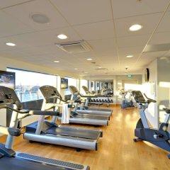 Отель Scandic Sydhavnen Копенгаген фитнесс-зал фото 2