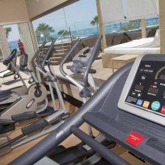Отель Riu Calypso Морро Жабле фитнесс-зал