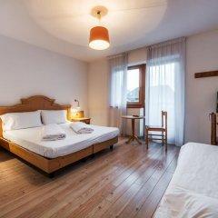 Hotel Europa Долина Валь-ди-Фасса комната для гостей