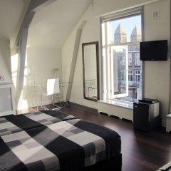 Отель Museum Suites Нидерланды, Амстердам - отзывы, цены и фото номеров - забронировать отель Museum Suites онлайн комната для гостей