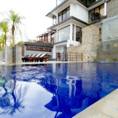 Отель Theva Residency бассейн фото 2