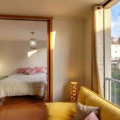 Отель UH ApartHotel Lastarria 70 комната для гостей фото 2