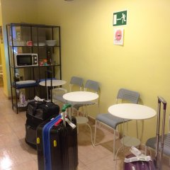 Отель Barcelona City North Hostal питание