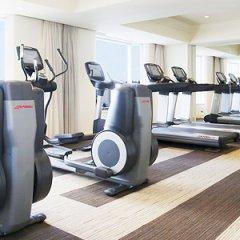 Отель Intercontinental Tokyo Bay Токио фитнесс-зал фото 2