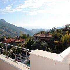 Отель Вилла Kleo Cottages балкон