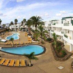 Отель Apartamentos Acuario Sol бассейн фото 3