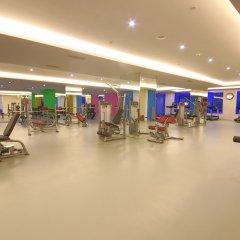 Ramada Hotel & Suites Istanbul Merter фитнесс-зал фото 4