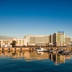 Отель Radisson Blu Resort & Congress Centre, Сочи приотельная территория