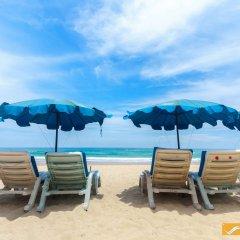 Отель Karon Sea Sands Resort & Spa Таиланд, Пхукет - 3 отзыва об отеле, цены и фото номеров - забронировать отель Karon Sea Sands Resort & Spa онлайн пляж