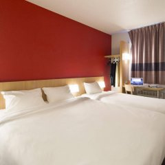 Отель B&B Hôtel LYON Centre Part-Dieu Gambetta Франция, Лион - отзывы, цены и фото номеров - забронировать отель B&B Hôtel LYON Centre Part-Dieu Gambetta онлайн комната для гостей фото 4