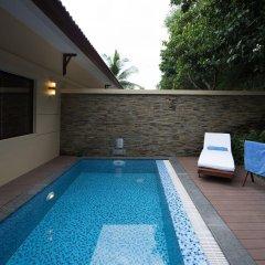 Отель Vinpearl Luxury Nha Trang Вьетнам, Нячанг - 1 отзыв об отеле, цены и фото номеров - забронировать отель Vinpearl Luxury Nha Trang онлайн бассейн фото 3