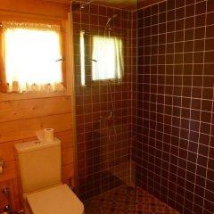 Отель Olympos Village ванная фото 2