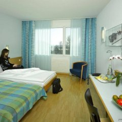 Отель Grauholz Швейцария, Берн - отзывы, цены и фото номеров - забронировать отель Grauholz онлайн комната для гостей фото 4