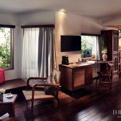 Отель The Myst Dong Khoi комната для гостей