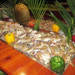 Отель Grand Metropark Bay Hotel Sanya Китай, Санья - отзывы, цены и фото номеров - забронировать отель Grand Metropark Bay Hotel Sanya онлайн питание фото 3