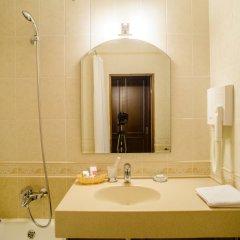Гостиница Парк Отель Калуга в Калуге 7 отзывов об отеле, цены и фото номеров - забронировать гостиницу Парк Отель Калуга онлайн ванная