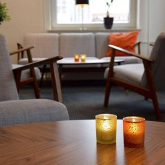 Отель Aalborg Somandshjem Алборг удобства в номере фото 2