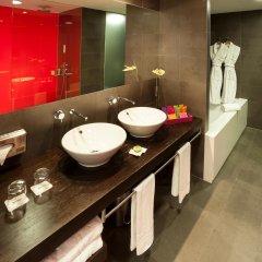 Отель Barceló Valencia Испания, Валенсия - 1 отзыв об отеле, цены и фото номеров - забронировать отель Barceló Valencia онлайн ванная