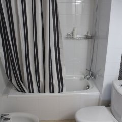 Отель Apartamento con encanto mediterráneo Испания, Олива - отзывы, цены и фото номеров - забронировать отель Apartamento con encanto mediterráneo онлайн ванная фото 2