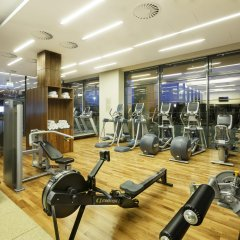 DoubleTree by Hilton Hotel & Conference Centre Warsaw фитнесс-зал