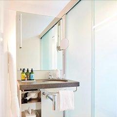 Отель Greulich Design & Lifestyle Hotel Швейцария, Цюрих - отзывы, цены и фото номеров - забронировать отель Greulich Design & Lifestyle Hotel онлайн ванная