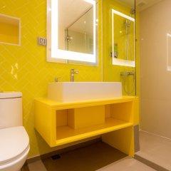 Отель COSI Pattaya Naklua Beach Таиланд, Паттайя - отзывы, цены и фото номеров - забронировать отель COSI Pattaya Naklua Beach онлайн ванная