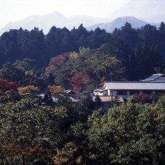 Отель Nikko Tokanso Никко приотельная территория фото 2