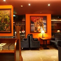 Gulang Island Haishang Athena Hotel интерьер отеля