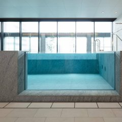 Отель Ascott Marunouchi Tokyo Токио бассейн